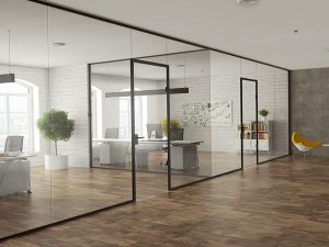 glass office partitions from Malaysia