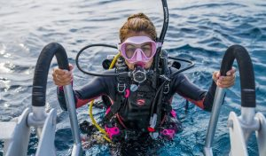 best diving courses in Malaysia